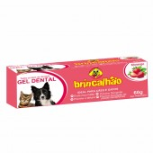 GEL DENTAL MORANGO BRINCALHAO 60GR