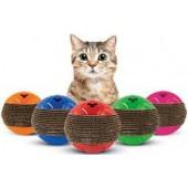 BOLINHA CAT PLAY VERDE LIMAO