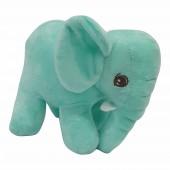 Brinquedo Pelúcia Elefante Colorido