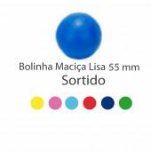 BOLA MACICA LISA 55 MM