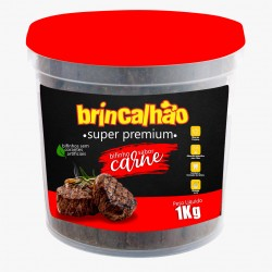 BIFINHO SUPER PREMIUM BRINCALHÃO SABOR CARNE - 1kg