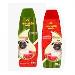 Kit Shampoo e Condicionador de Melancia