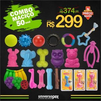 Combo Promocional De Brinquedos Maciços