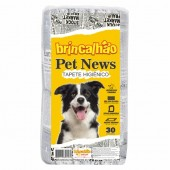 TAPETE BRINCALHAO PET NEWS C/30