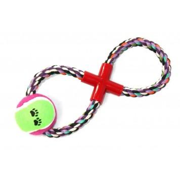 Mordedor Corda 8 com Bola